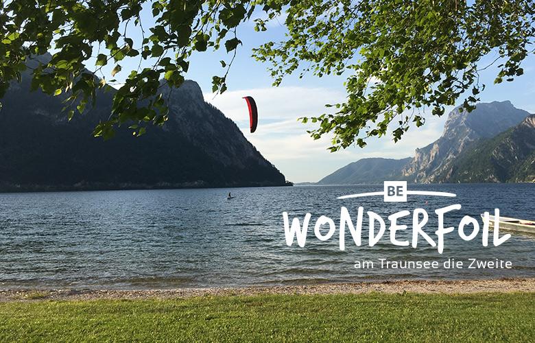 Be Wonderfoil am Taunsee die Zweite im Juni 2017