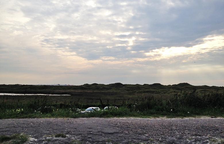 Ein letzter Blick auf den Kitesurfworldcup in St Peter Ording