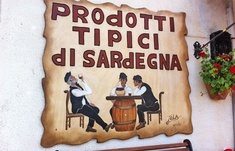 Shopping Tour auf Sardinien