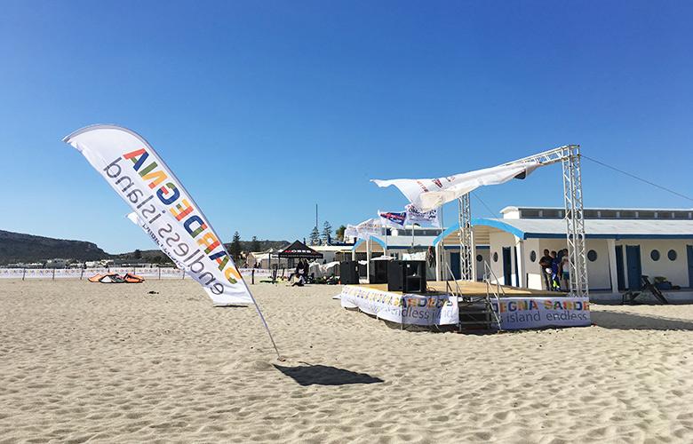 Starkwindtag – Sardinia Kiteboard Grand Slam, Cagliari
