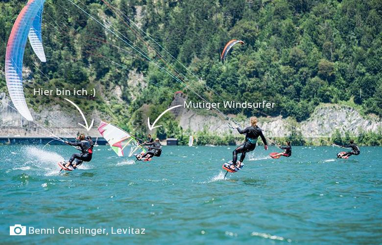 Start Funrace beim Lakeventure am Traunsee