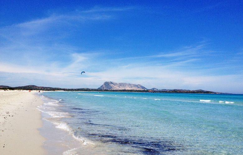 Der Strand San Teodoro la Cinta auf Sardinien