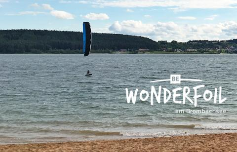 Be wonderfoil am Brombachsee, Allmannsdorf, Juli 2017