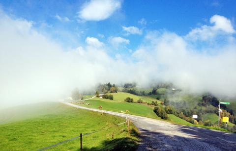 Die Sonne kommt raus – Etappe 14 Panoramaweg Südalpen