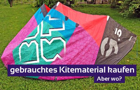 Gebrauchtes Kitematerial kaufen, aber wo und wie?
