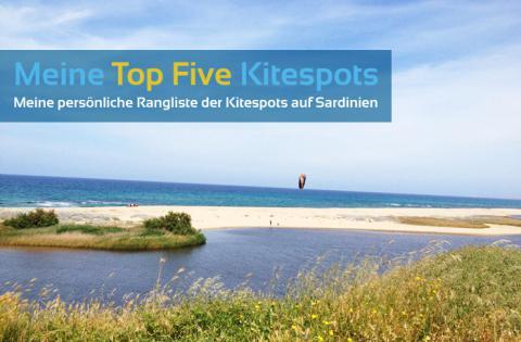 Meine persönliche Rangliste der Kitespots auf Sardinien - kreativer Kiteblog