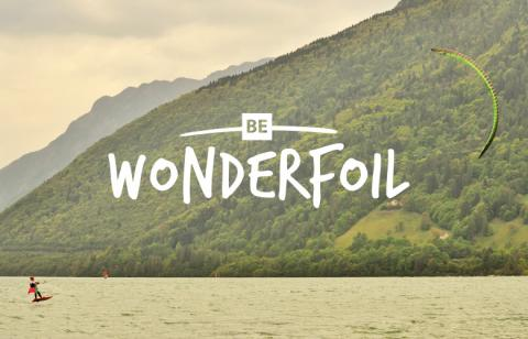 Be Wonderfoil - Tanz in den Mai am Lago di Santa Croce